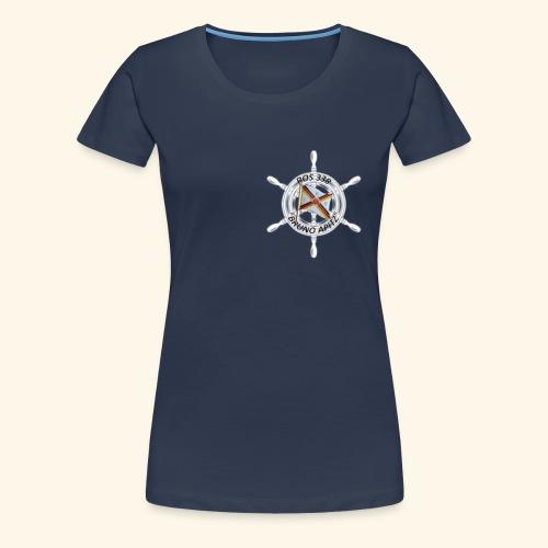 ROS 338 Besatzungs-T-Shirts - Frauen Premium T-Shirt