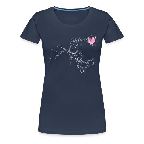 White png - Women's Premium T-Shirt