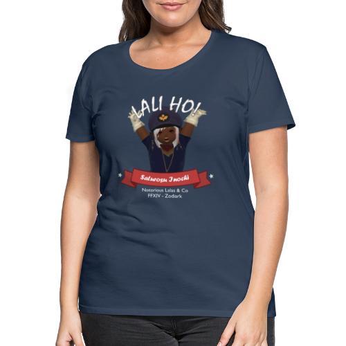 NoLC-Satu - Frauen Premium T-Shirt