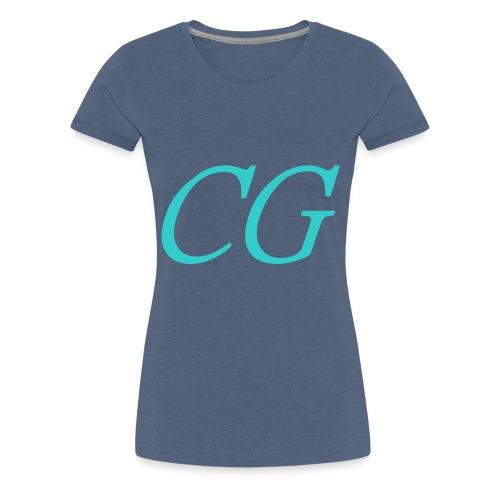 CG - T-shirt Premium Femme