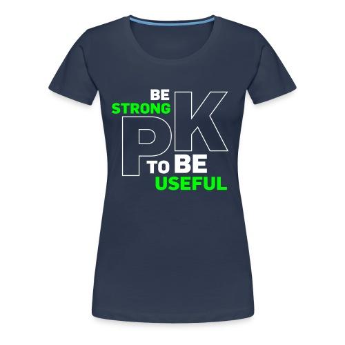 bestrong - Frauen Premium T-Shirt