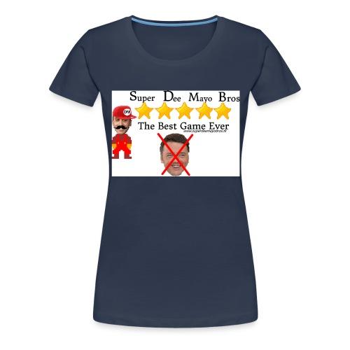 Stile 2 Super Dee Mayo Bros - Maglietta Premium da donna