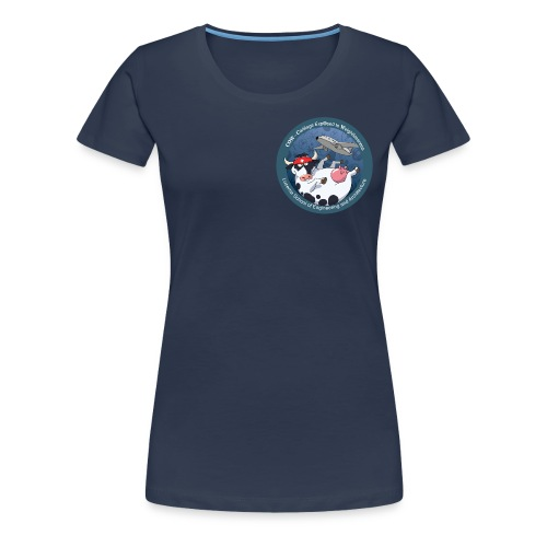 COW Logo - Women's Premium T-Shirt