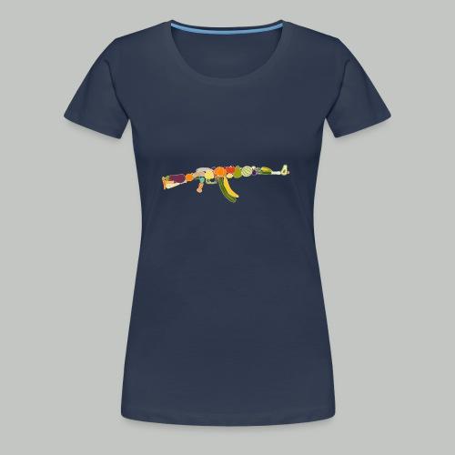 Let Groww not war! - T-shirt Premium Femme