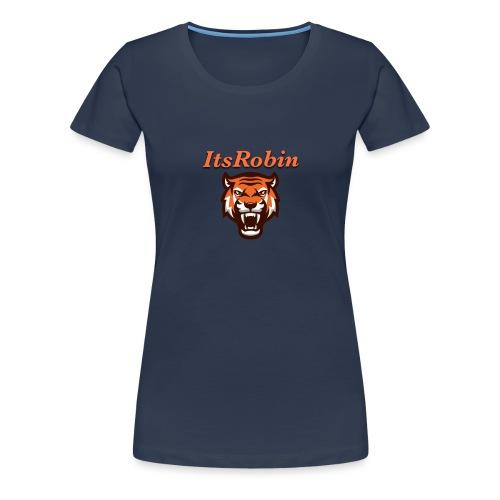 ItsRobin nieuw logo - Vrouwen Premium T-shirt