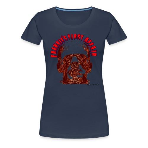 Frankie first affair - Camiseta premium mujer