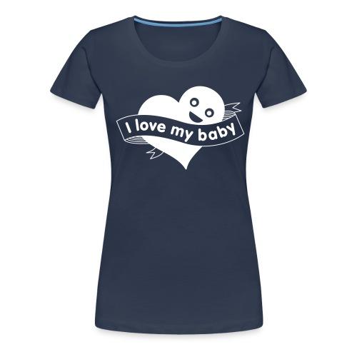 babylove - Vrouwen Premium T-shirt