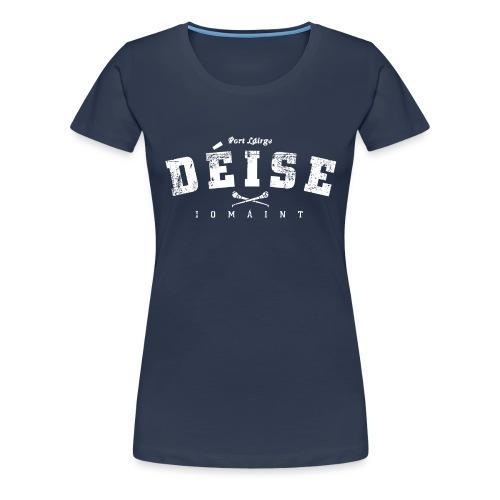 waterford vintage - Women's Premium T-Shirt