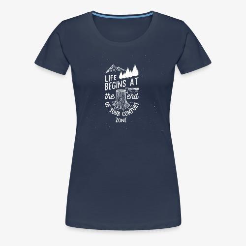 comfortzone - Women's Premium T-Shirt
