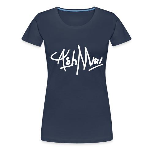 AshMiri - Women's Premium T-Shirt