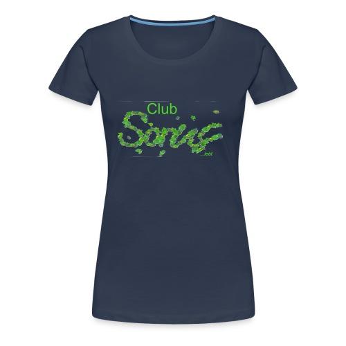 cs lebt - Frauen Premium T-Shirt