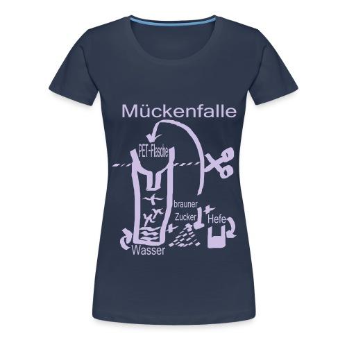 Mücken - Frauen Premium T-Shirt