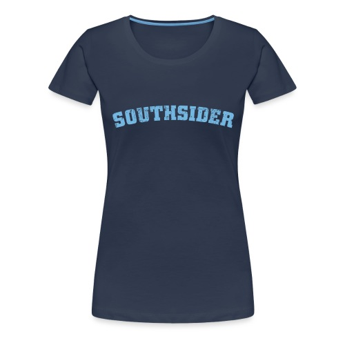 dublin southsider - Women's Premium T-Shirt