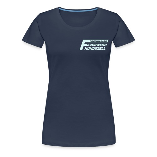 FFHZ rot - Frauen Premium T-Shirt