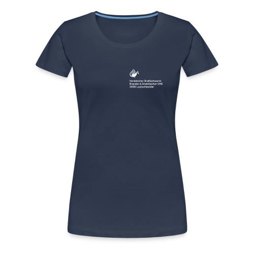 Bratfischwaren - Frauen Premium T-Shirt
