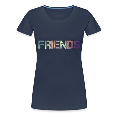 FRIENDS - Camiseta premium mujer