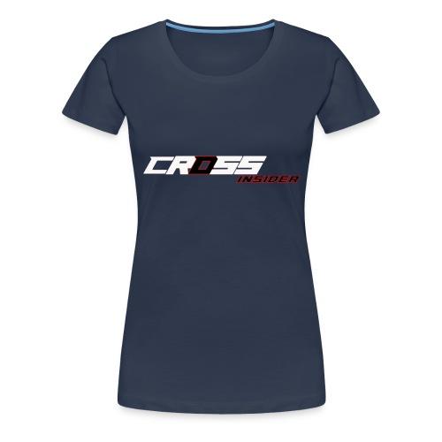 Crossinsider Hoodie - Vrouwen Premium T-shirt