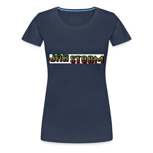 logo jahstormhighlights - Women's Premium T-Shirt