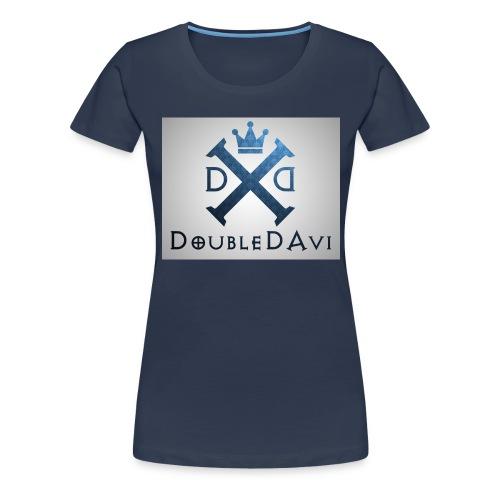 DoubleDAvi X - Frauen Premium T-Shirt