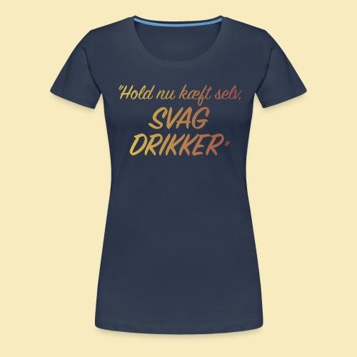Citat afsnit 6 - Dame premium T-shirt