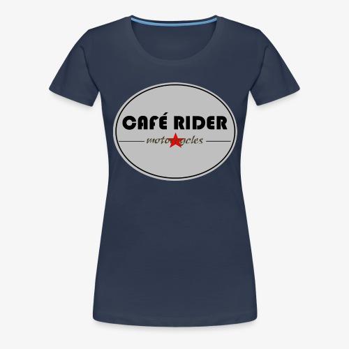plaque coté 1 png - T-shirt Premium Femme