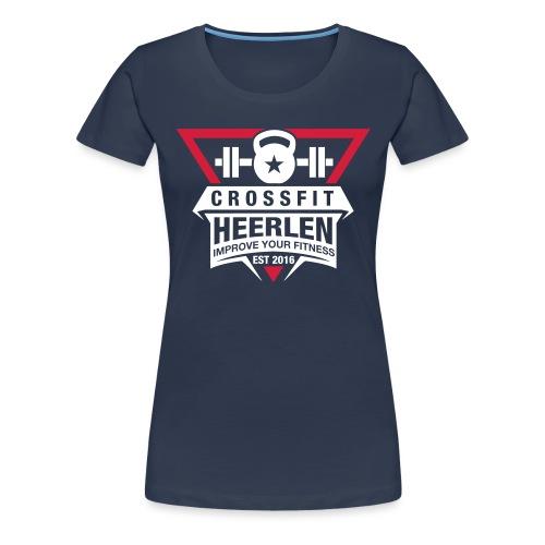 heerlen logo - Vrouwen Premium T-shirt