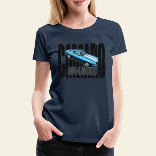 70 Camaro - Dame premium T-shirt