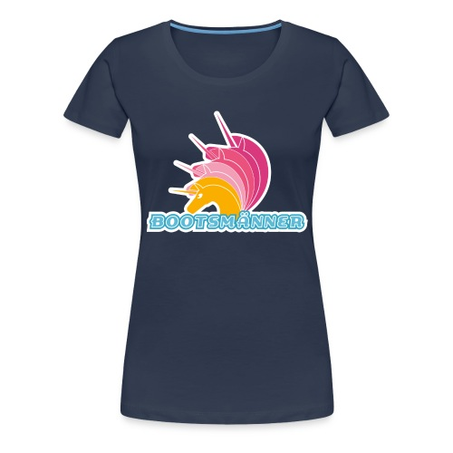Bootsmaenner - Frauen Premium T-Shirt