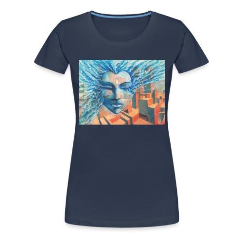 Divagations - T-shirt Premium Femme
