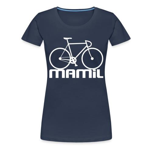 MAMiL Water bottle - Women's Premium T-Shirt