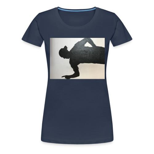 Zlatan - Premium-T-shirt dam