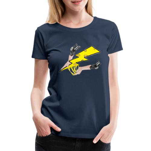 Super Liquid (T-Shirt Super héro) - T-shirt Premium Femme