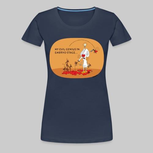 VJocys Evil - Women's Premium T-Shirt