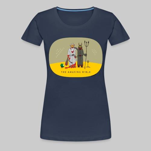 VJocys Devil - Women's Premium T-Shirt