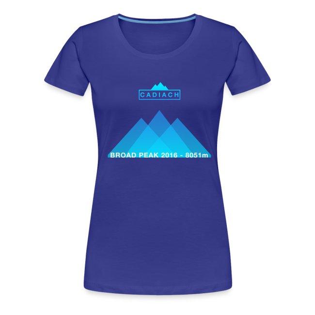 Cadiach Broad Peak 2016 - Mujer
