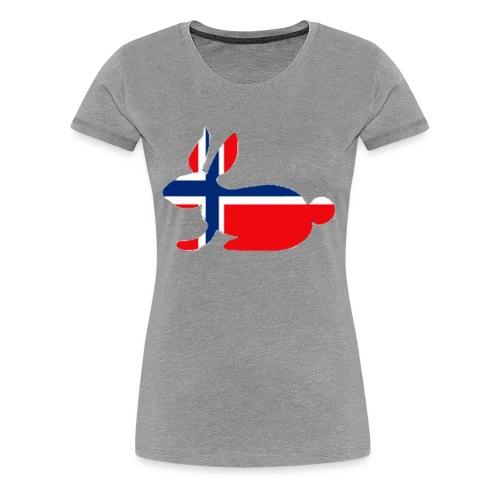 norwegian bunny - Women's Premium T-Shirt