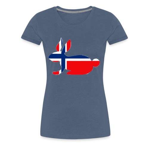 norwegian bunny - Women's Premium T-Shirt