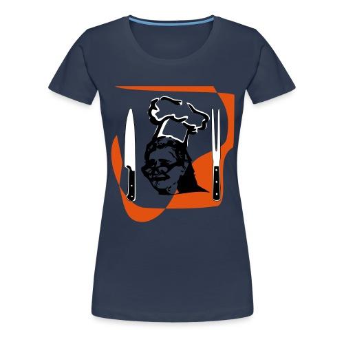 Restaurant Mama - Frauen Premium T-Shirt