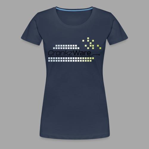 CrankzWare Logo 2021 - Frauen Premium T-Shirt