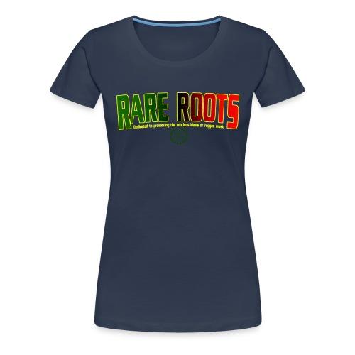 RARE ROOTS CLASSIC 4 - Women's Premium T-Shirt