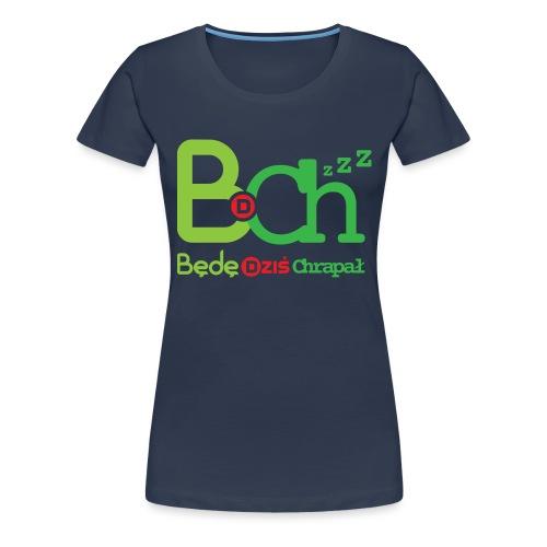 BDCh - Koszulka damska Premium