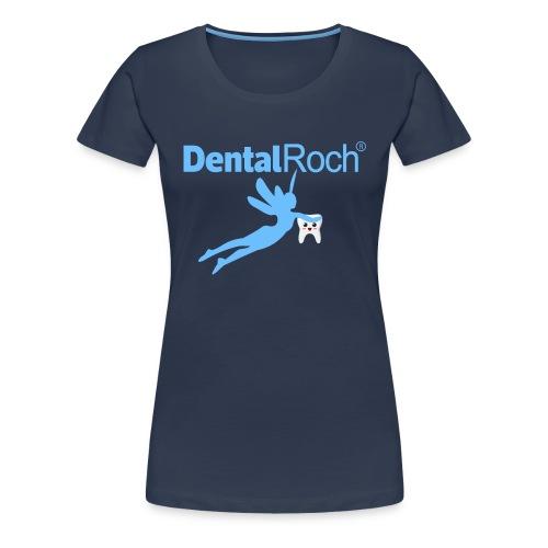 DENTAL ROCH LOGO - Camiseta premium mujer