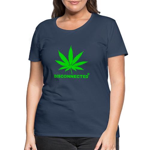 Disconnected Design - T-shirt Premium Femme