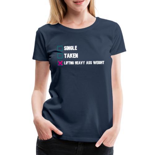 Besatzungsstatus - Frauen Premium T-Shirt