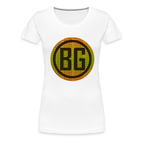 BeAsTz GAMING HOODIE - Women's Premium T-Shirt