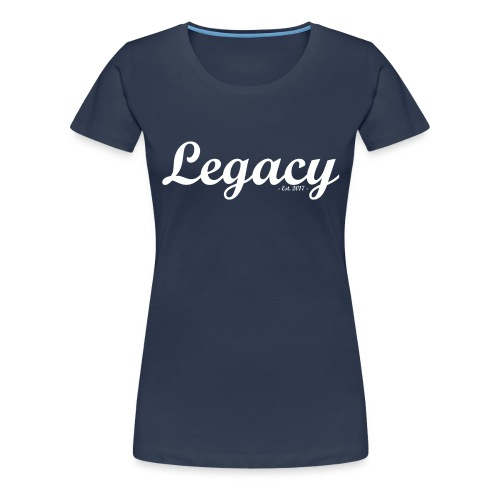 Legacy Dark - Women's Premium T-Shirt
