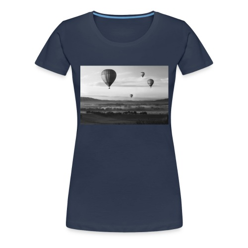 balloon - Camiseta premium mujer