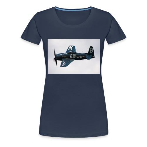 F4u - T-shirt Premium Femme