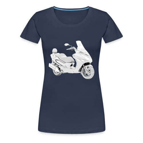 snm daelim s3 pencil png - Frauen Premium T-Shirt