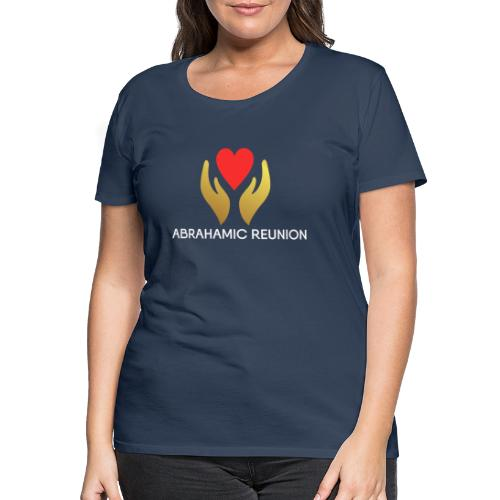 Abrahamic Reunion - Women's Premium T-Shirt